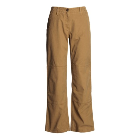 Mountain Khakis Alpine Utility Pants - Cotton Duck Canvas (For Women)
