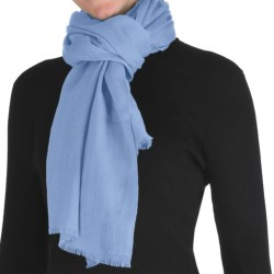 Murray Hogarth Pashmina Scarf - Merino Wool (For Women)