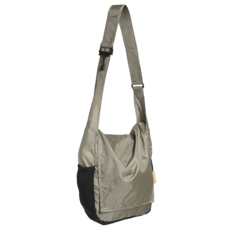 ChicoBag Chicobag Packable Messenger Bag - Recycled Materials