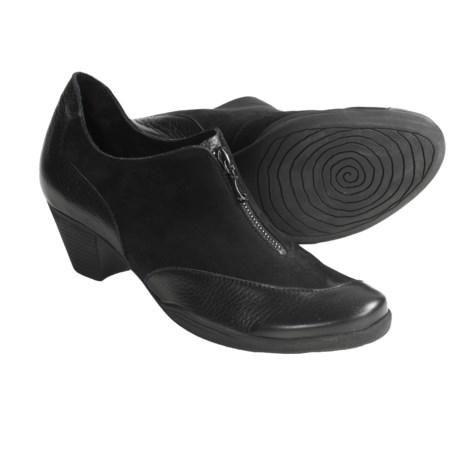 Arche Gabyr Shoes - Calfskin-Nubuck (For Women)
