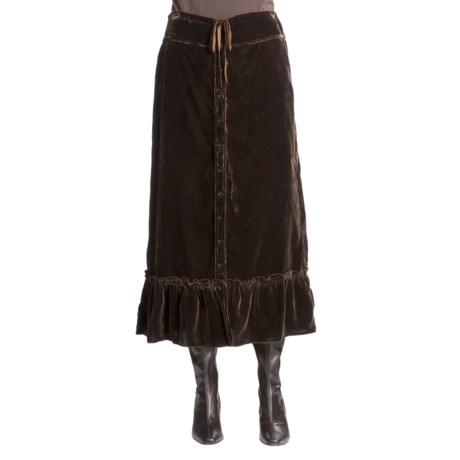 Velour Skirt (For Women)