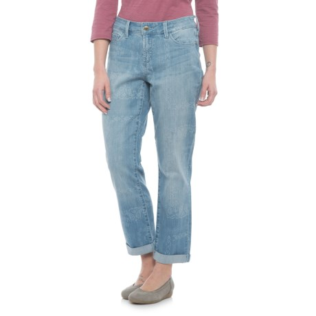 NYDJ Jessica Relaxed Boyfriend Jeans - Lightweight (For Women)