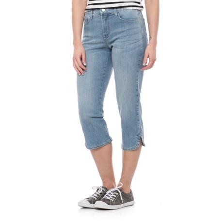 NYDJ Ariel Lightweight Crop Jeans (For Women)