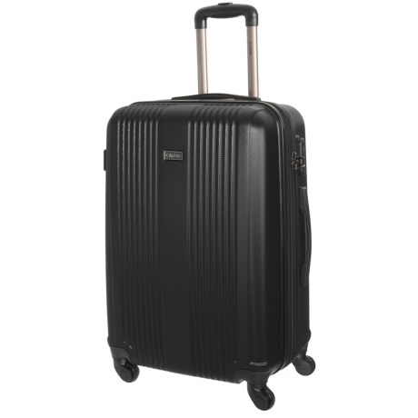 "CalPak 20"" Torrino II Expandable Carry-On Spinner Suitcase - Hardside"