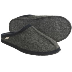 Kamik Sunday Slippers - Recycled Boiled Wool (For Men)