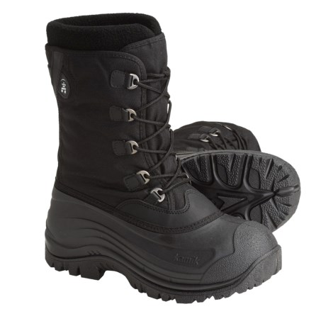 Kamik Stormboot Pac Boots - Waterproof, Insulated (For Men)