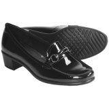 ECCO Pearl Shoes - Patent Leather, Slip-Ons (For Women)
