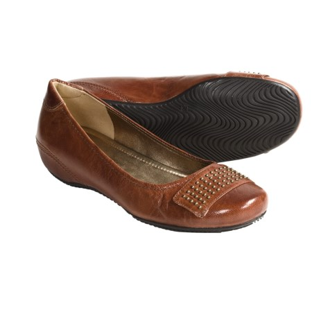 ECCO Bouillon Stud Shoes - Leather, Slip-Ons (For Women)