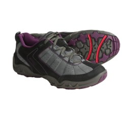 ECCO Sierra Nubuck Sneakers (For Women)