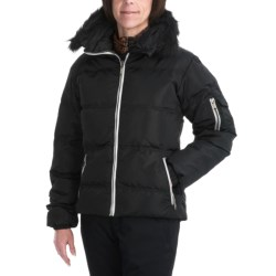 Skea Simone Down Parka - Faux-Fur Trim (For Women)
