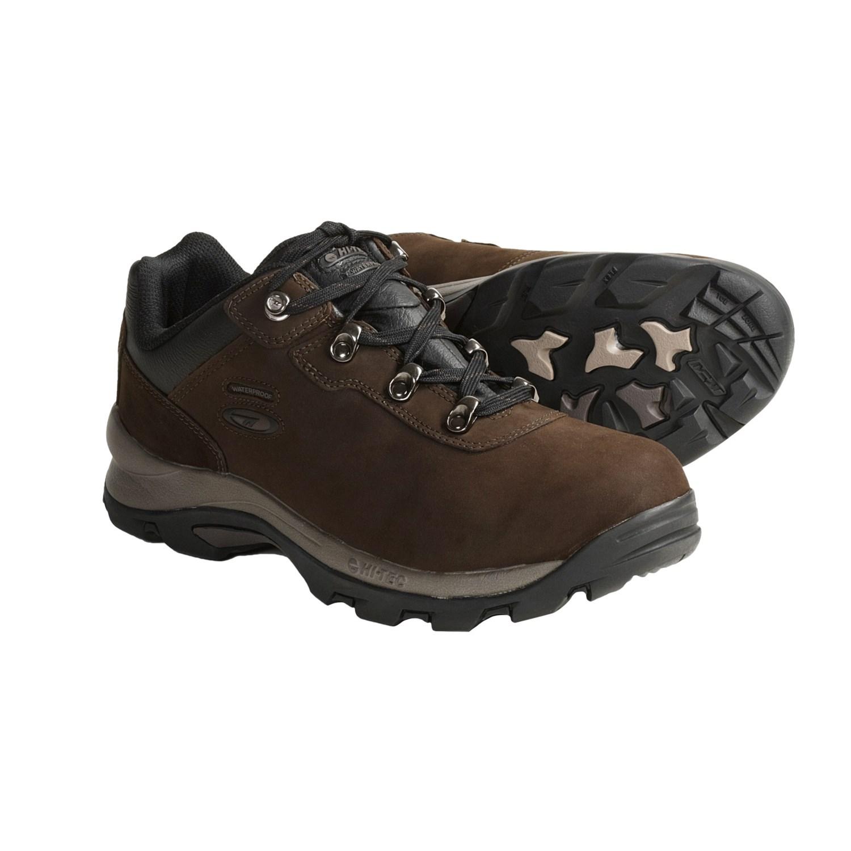 hi tec altitude iv light hiking shoes for 3634m