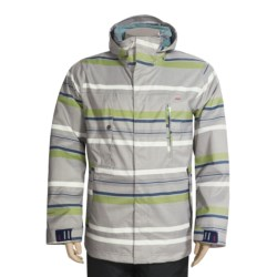 Foursquare Shell Jacket (For Men)