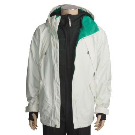 Foursquare Arroyo Jacket - 3-in-1 (For Men)