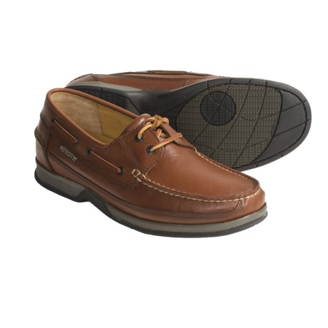 Mephisto Nautic Boat Shoes - Leather (For Men)