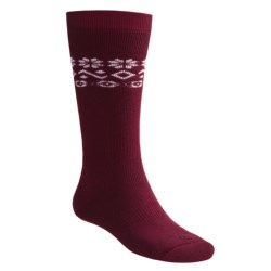 Lorpen Thermolite® Midweight Ski Socks - 2-Pack, Over-the-Calf (For Men And Women)