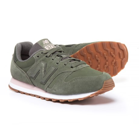 New Balance WL373 Sneakers - Vegan Leather (For Women)