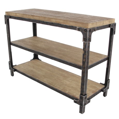 UMA Wood Console Table - 48x34""