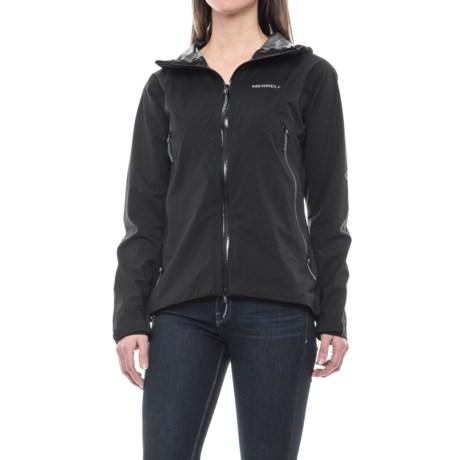 Merrell Micro Shield Rain Shell Jacket - Waterproof (For Women)