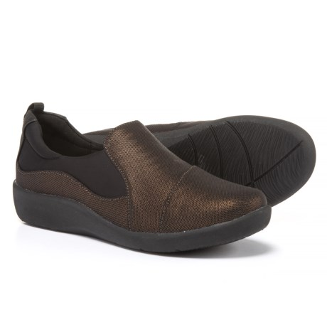 Clarks Cloudsteppers Sillian Paz Shoes (For Women)