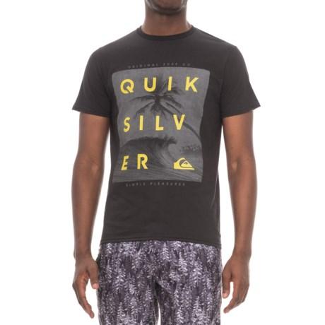 Quiksilver Outer Reef T-Shirt - Short Sleeve (For Men)