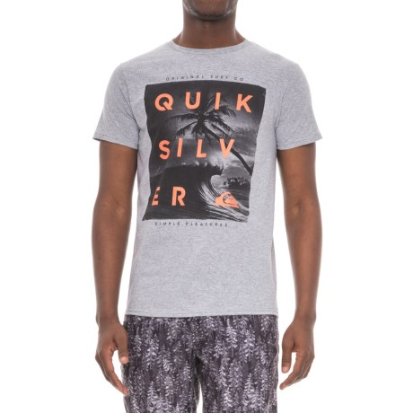 Quiksilver Outer Reef T-Shirt - Short Sleeve (For Men)