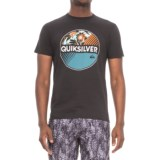 Quiksilver Wheel of Fortune T-Shirt - Short Sleeve (For Men)