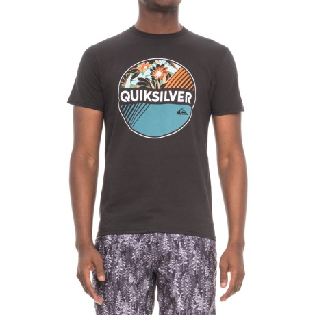 Quiksilver Wheel of Fortune T-Shirt - Short Sleeve (For Men)
