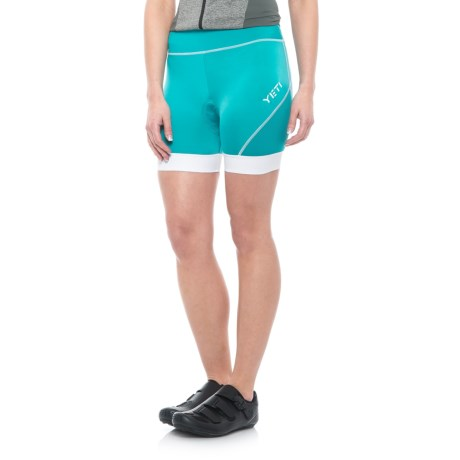 Yeti Cycles Ruby Liner Shorts (For Women)