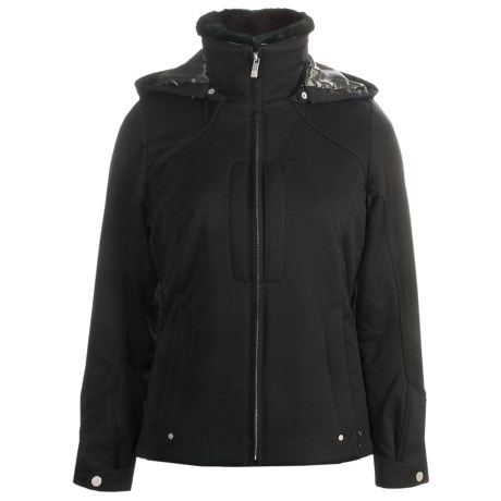 Fera Bianca Jacket - Insulated, Faux-Fur-Lined Collar (For Women)