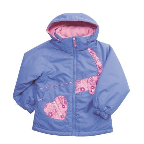 Fera Nuzzler Ski Jacket - Insulated (For Girls)