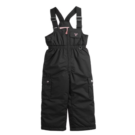 Fera Frosty Ski Bib Overalls - Insulated (For Girls)