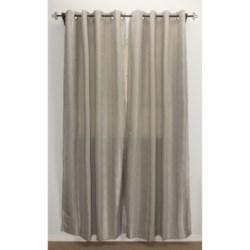 """Habitat MT Grommet Curtains - 84"""", Grommet-Top"""