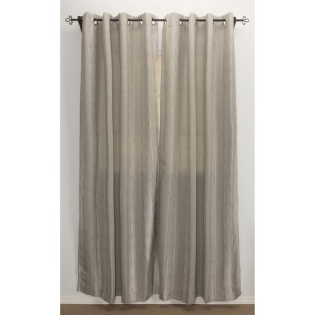 "Habitat MT Grommet Curtains - 84"", Grommet-Top"
