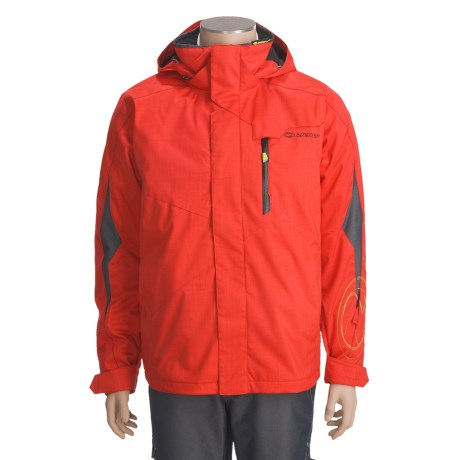 Ziener Toshiki Ski Jacket - Waterproof, Insulated (For Men)
