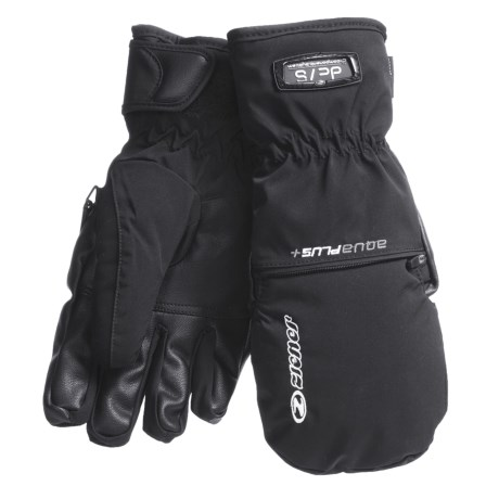 Ziener Gamma Aquashield Gloves - Duo Component System (For Men)