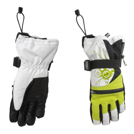 Ziener Kitama Duo Component System Gloves - Waterproof, PrimaLoft® (For Women)