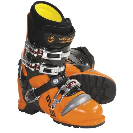 Crispi Evo NTN Telemark Ski Boots (For Men and Women)