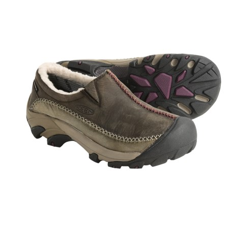 Keen Hoodoo Shoes - Waterproof, Leather (For Women)