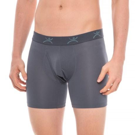 Terramar High-Performance Essentials Odor-Control Boxer Briefs - Pro Mesh, Climasense (For Men)