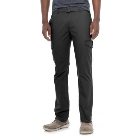 Michael Brandon Belted Cargo Pants (For Men)