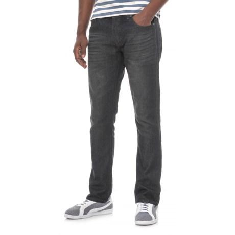 Michael Brandon Slim Stretch Jeans -Straight Leg (For Men)