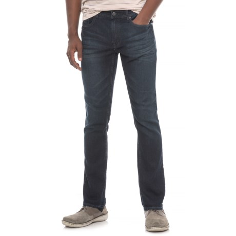 Michael Brandon Slim Stretch Jeans -Straight Leg (For Men)