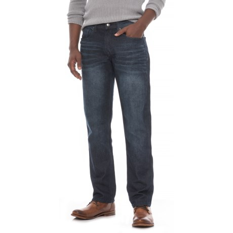 Michael Brandon Collection Athletic Fit Stretch Jeans (For Men)