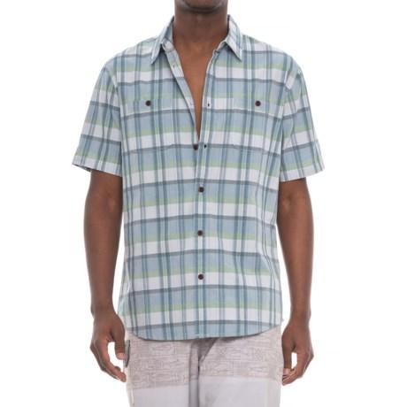 Quiksilver Ample Time Shirt - Short Sleeve (For Men)