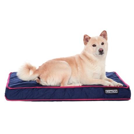 """Wetnoz Orthopedic Foam Dog Bed - 20x30"""""""