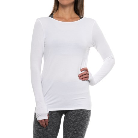 MSP by Miraclesuit V-Back Shirt - Long Sleeve (For Women)