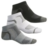Sof Sole Multi-Sport Cushion Socks - 3-Pack, Below the Ankle (For Men)