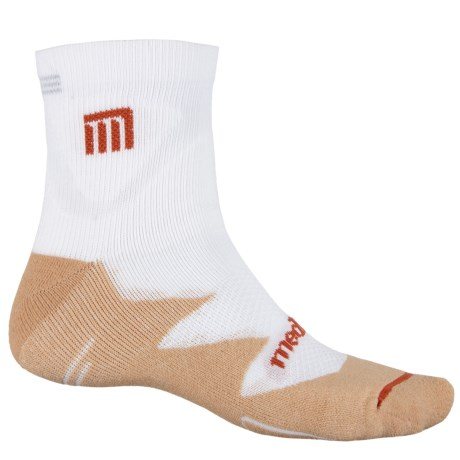 MEDICORE Sport Socks - Quarter Crew (For Men)