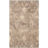 Safavieh Wyndham Collection Pixelated Multi-Natural Area Rug - 5x8', Hand-Tufted Wool
