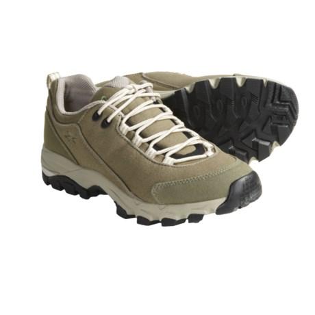 Garmont Natura Light Trail Shoes - Cotton Canvas (For Women)